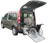 Accessible Van Rentable Without Driver