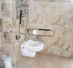 Villa Toilette