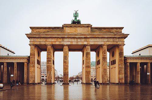 Europe accessible city breaks - Berlin - Brandeburg Gate