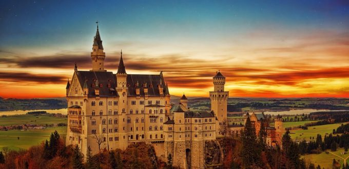 Accessible Germany for All - Bavaria - Neuschwanstein castle