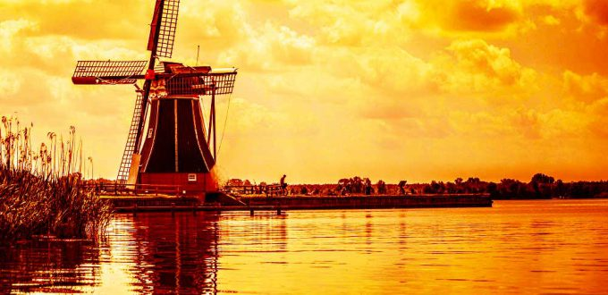 Accessible Belgium Netherlands Danemark