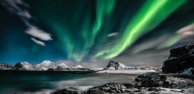 Accessible Norway Sweden Finland - Norway - Northern Lights