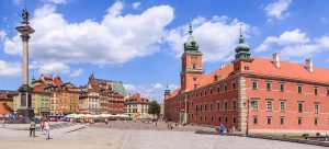 Accessible Poland - Warsaw - Castle