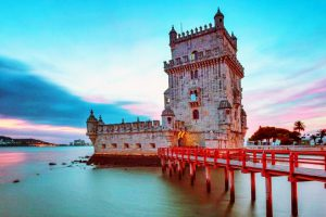 Accessible Portugal - Lisbon - Belem Tower