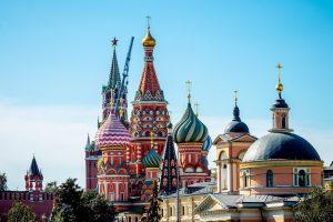 Other accessible European Countries - Russia - Moscow - Saint Basil church