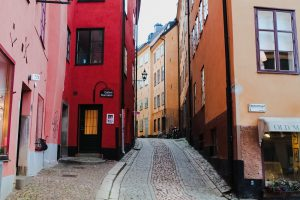 Accessible Scandinavia - Sweden -Stockholm