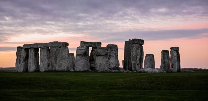 Accessible UnitedKingdom and Ireland - Stonehenge - The menhir