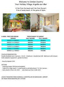 France Mediterranean accessible resort - Montpellier