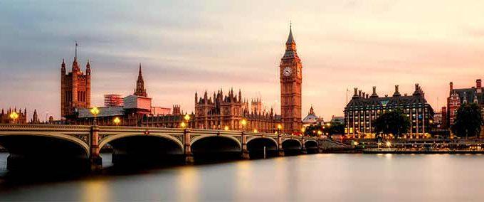 London accessible city break