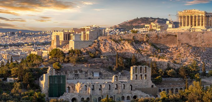 Athens Magical 4 All - Acropolis