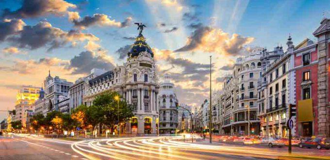 Baarcelona and Madrid accessible