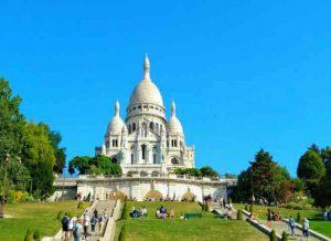 France accessible by accessible van - Paris - Sacre Coeur Basilic