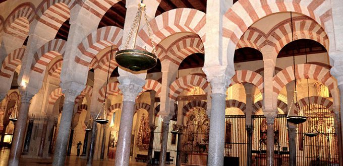 Cordoba accessible visit - Mosque-Cathedral